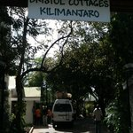 Φωτογραφία: Bristol Cottages Kilimanjaro