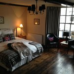 Bilde fra Kings Head Holt B&B