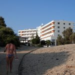 Photo de Melissi Beach Hotel