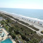 Foto van Hampton Inn & Suites Myrtle Beach Oceanfront Resort