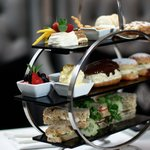 Afternoon Tea at Eccleston Square Hotel