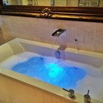 Fantastic relaxing bath
