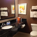 Photo de Fairfield Inn Houston / Westchase