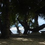 Photo de Anse-Kerlan Beach Chalets