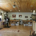 Delavan, Staller Estate Winery, Gift Shop