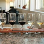 Delavan, Staller Estate Winery, Tasting Flight