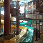 Indoor Water Slides