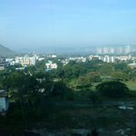 view from  the  room,VITS Hotel Pune