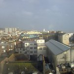 Brighton from my room (you can see the big wheel!)