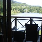 Nita Lake Lodge resmi