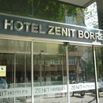 Photo de Hotel Zenit Borrell