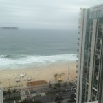 Vista do ultimo andar (Fitness e Coffee)