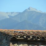 Pic Canigou from our room