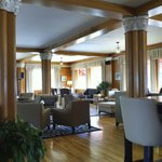 Lounge off the Lobby at Keltic Lodge, Nove Scotia