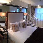 Superior Double Room from entrance view