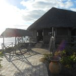 Foto de Bamboozi Beach Lodge