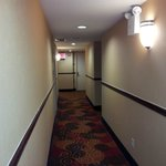 La Quinta Inn Queens New York City Foto