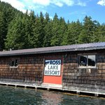 Ross Lake Resort resmi