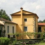 the main Tuscan House