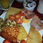 My Full English