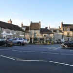 The square - centre of Helmsley .