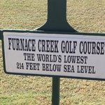Worlds Lowest Course