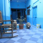 Φωτογραφία: The Blue House Guest House Jodhpur