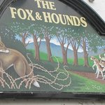 Foto van Fox & Hounds Inn