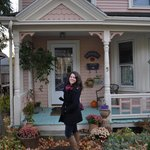 Фотография The Pink House on Gerry Bed & Breakfast