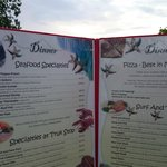 Menu with view