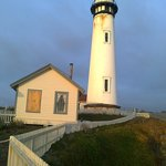 El faro de Pigeon point