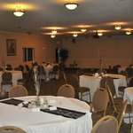Large conference/meeting space!