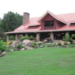 Foto de Hilltop Manor Bed & Breakfast