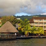 Photo de Manava Suite Resort Tahiti