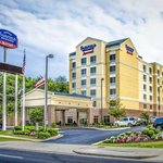 Welcome to the Fairfield Inn & Suites Washington DC NE