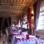 Photo de Restaurant Les Maisons de Lea