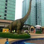 7th Floor Dianosaur Water Theme Park