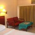 harsha hotel room