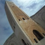 The grand mosque is the only thing worth seeing in Casablanca