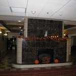 Centre point of Front Lobby - Beautiful Fall Decorations