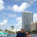 At Lake Eola