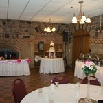 Reception at Potawatomi Inn Wig Wam Room