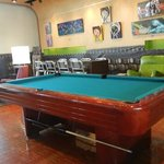 Pool Table/ Lobby