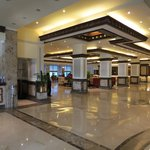 The Suryaa lobby/reception