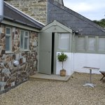 ภาพถ่ายของ Merlin Farm Cottages Mawgan Porth