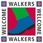 Approved by VisitEngland: Walkers Welcome