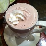 Very good hot chocolate