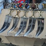 Traditional Knives (Khanjar)