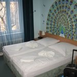 Номер в Hotel-Pension Bella