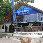 Foto van Blue Ribbon Dive Resort